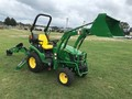 2019 John Deere 2025R TLB Under 40 HP