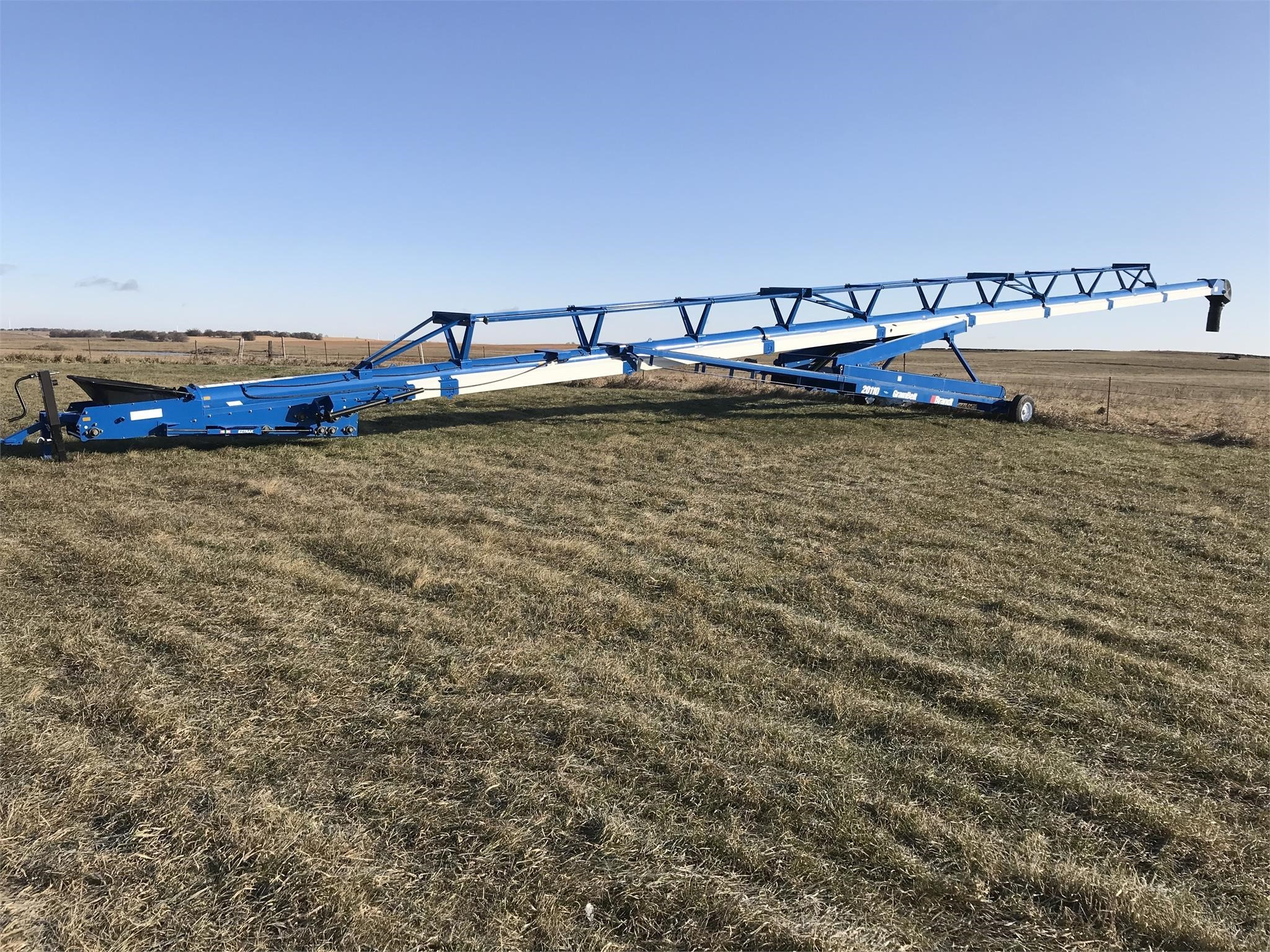 2019 Brandt 20110 Augers and Conveyor
