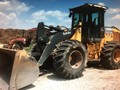 2011 Deere 544K Wheel Loader