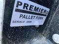 2017 Premier 48 INCH Pallet Forks for Global Carrier Laoders Loader and Skid Steer Attachment