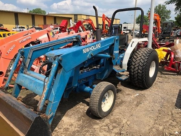 1996 Ford 2120 Tractor