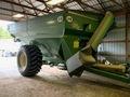 2016 J&M 1012-20S Grain Trailer