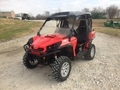 2013 Can-Am COMMANDER 1000XT ATVs and Utility Vehicle