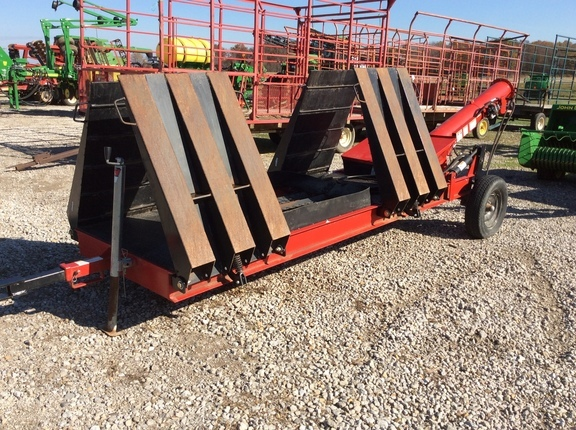 Wheatheart PIT Augers and Conveyor