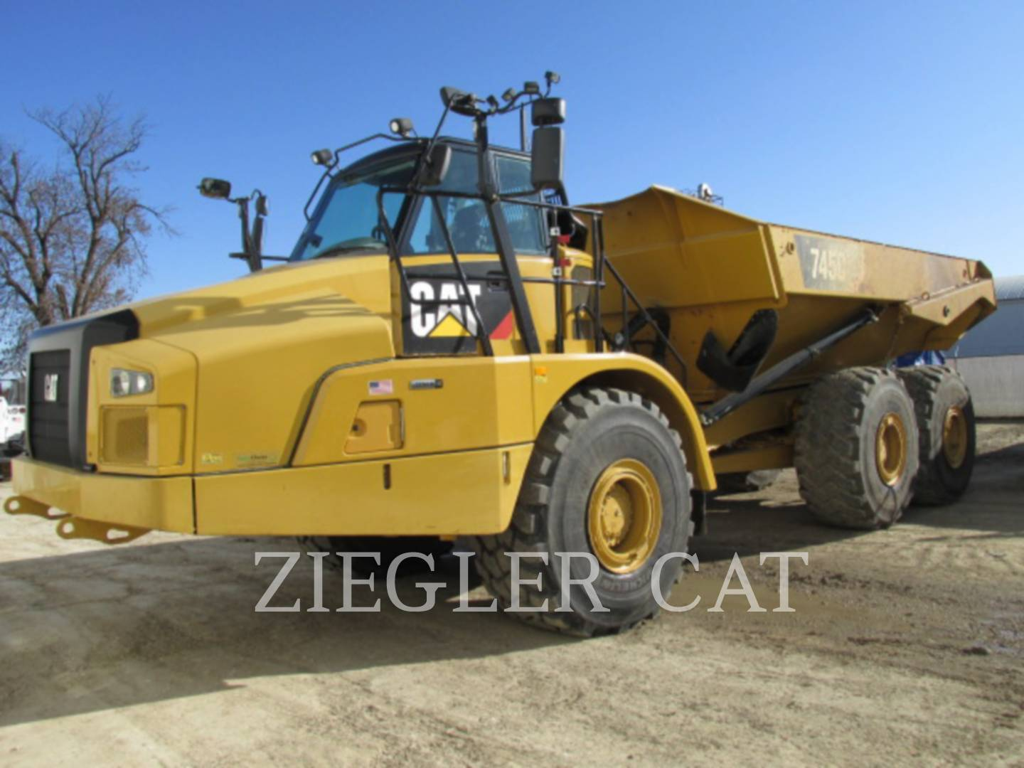 2016 Caterpillar 745C Miscellaneous