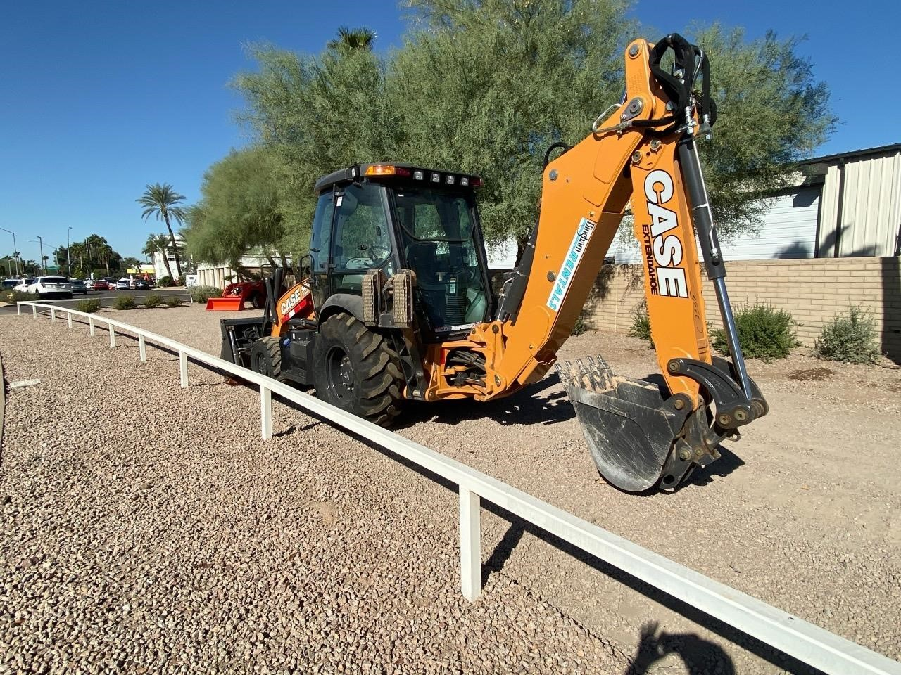 2019 Case 580SN Backhoe