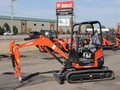 2020 Kubota U27-4 Excavators and Mini Excavator