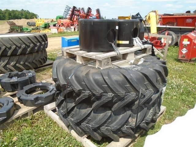 2017 Trelleborg 420/85R38 Wheels / Tires / Track