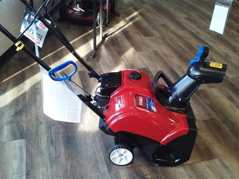 Used Snow Blowers for Sale | Machinery Pete