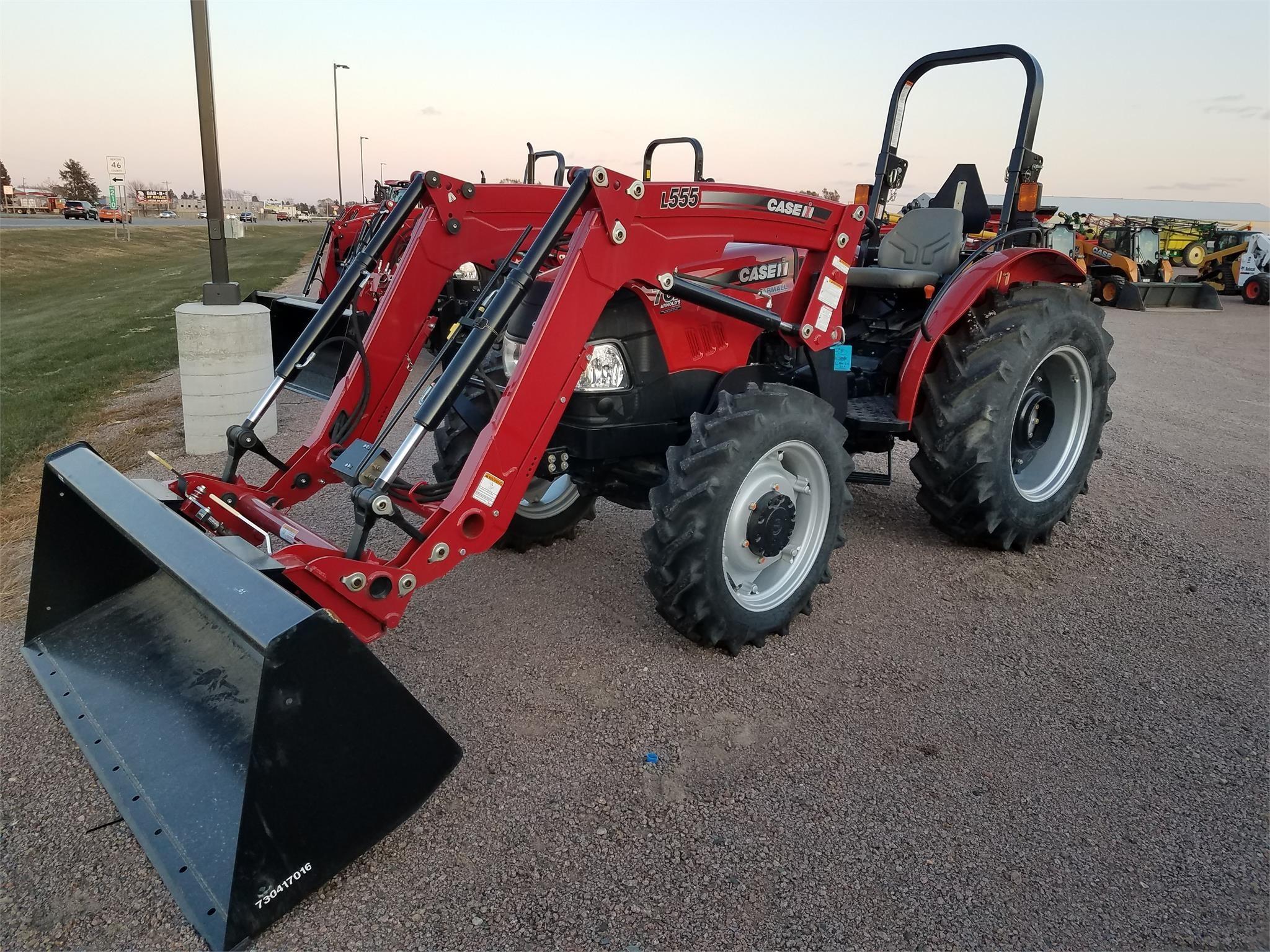 2018 Case IH Farmall 70 Tractor