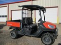 Kubota RTV-X900 ATVs and Utility Vehicle