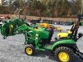 2019 John Deere 1025R Tractor