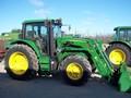 2014 John Deere 6125M Tractor
