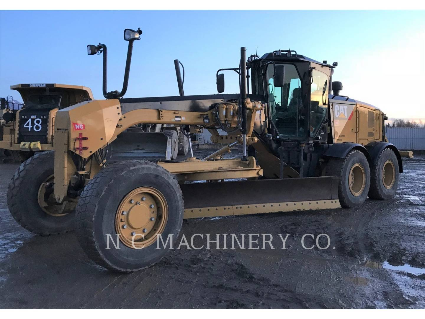 2014 Caterpillar 12M2 AWD Compacting and Paving