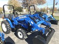 New Holland Workmaster 25 Under 40 HP