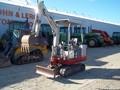 Takeuchi TB016 Excavators and Mini Excavator