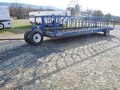 Industrias America 825 Bale Wagons and Trailer