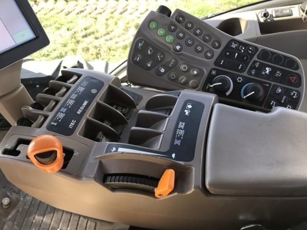 2014 John Deere 9460RT Tractor