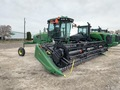 2016 John Deere W155 Self-Propelled Windrowers and Swather