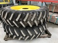 John Deere FS 480/80R46 - Dual set Wheels / Tires / Track