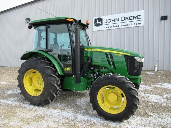 2019 John Deere 5100E Tractor