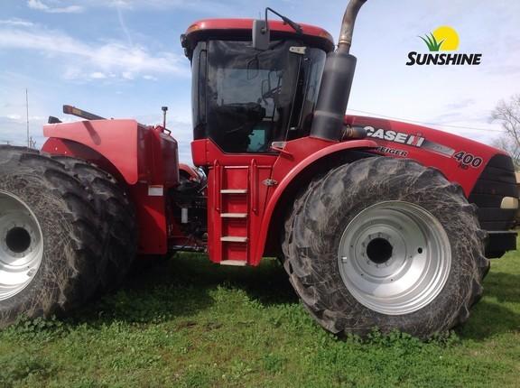 2012 Case IH Steiger 400 HD Tractor