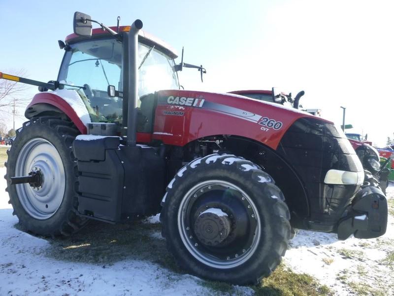 2014 Case IH Magnum 260 CVT Tractor