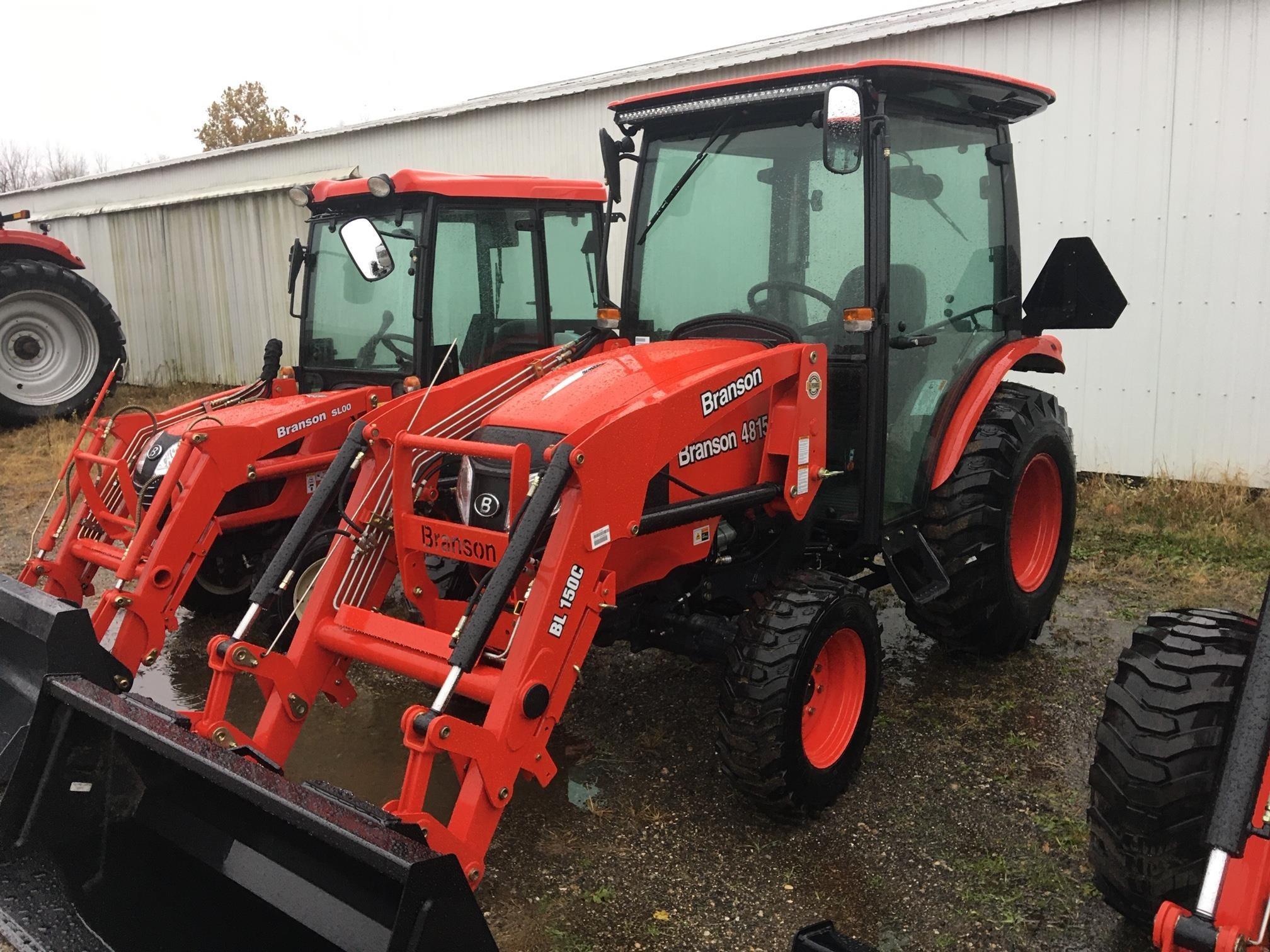 2020 Branson 4815H Tractor