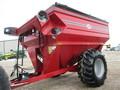 2002 J&M 750-16 Grain Cart