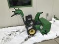 2011 John Deere 1028E Snow Blower