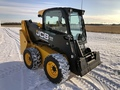 2017 JCB 225 Skid Steer