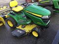 2017 John Deere X394 Lawn and Garden