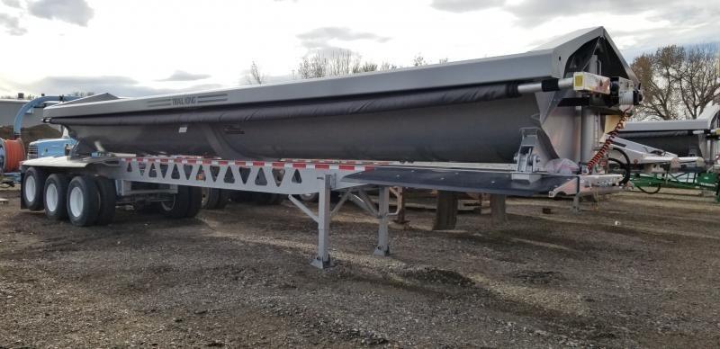 2019 Trail King TK60SSD Flatbed Trailer