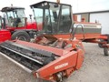 1992 Hesston 8400 Self-Propelled Windrowers and Swather