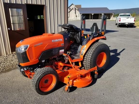 2017 Kubota B3350 Tractor