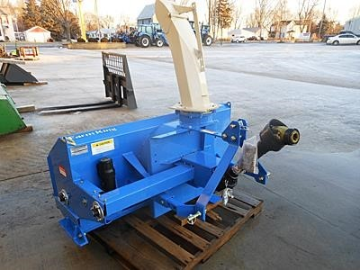 Farm King Y600-4 Snow Blower