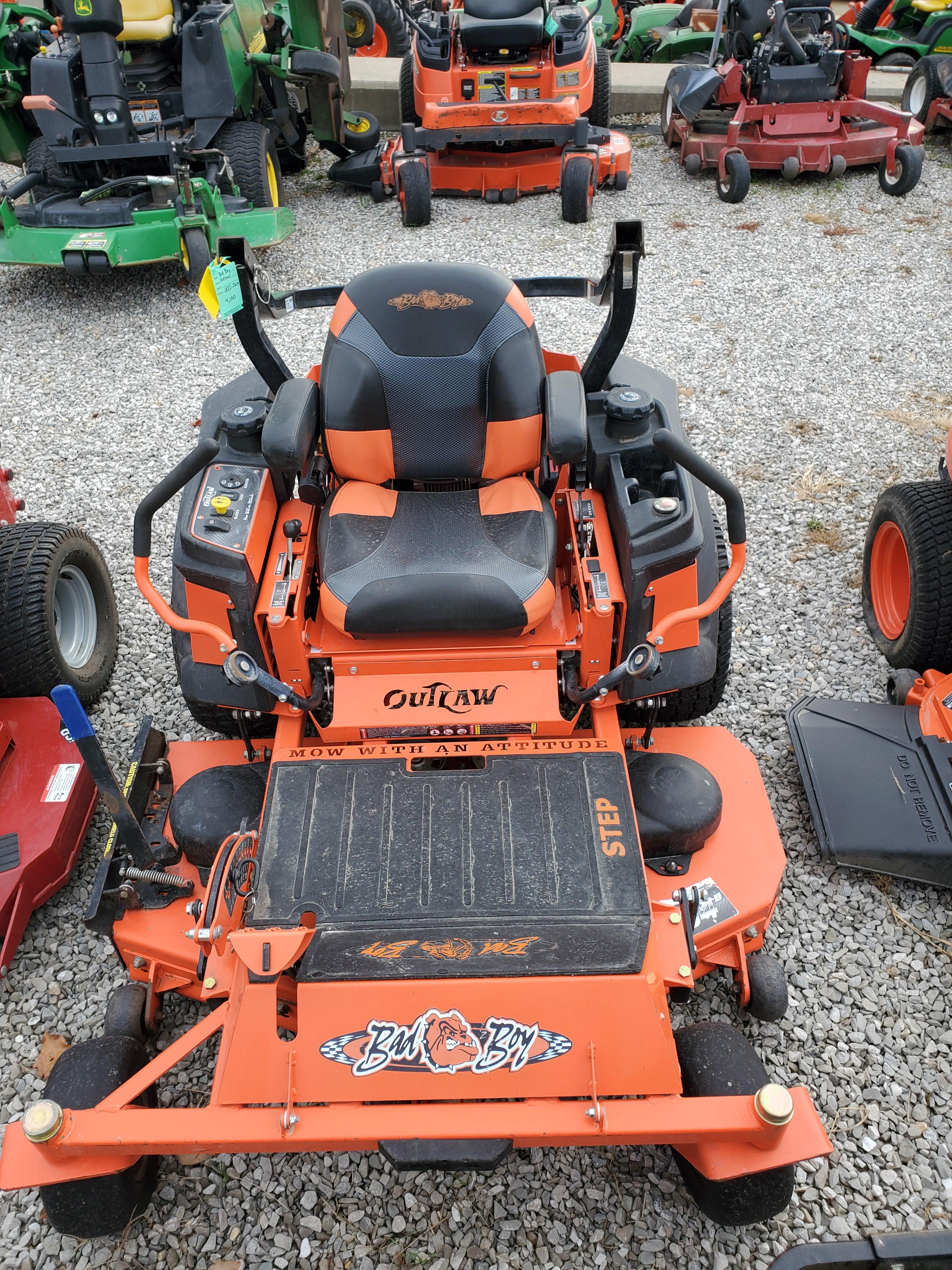Bad Boy 5400 ATVs and Utility Vehicle