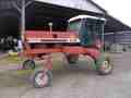 1990 Hesston 8100 Self-Propelled Windrowers and Swather