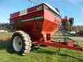 1995 Brent GC420 Grain Cart