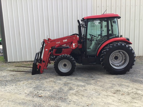 2018 TYM T654 Tractor