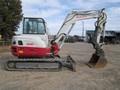 2017 Takeuchi TB260 Excavators and Mini Excavator