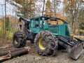 2000 Timberjack 460 Forestry and Mining