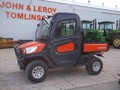 Kubota RTV1100C ATVs and Utility Vehicle