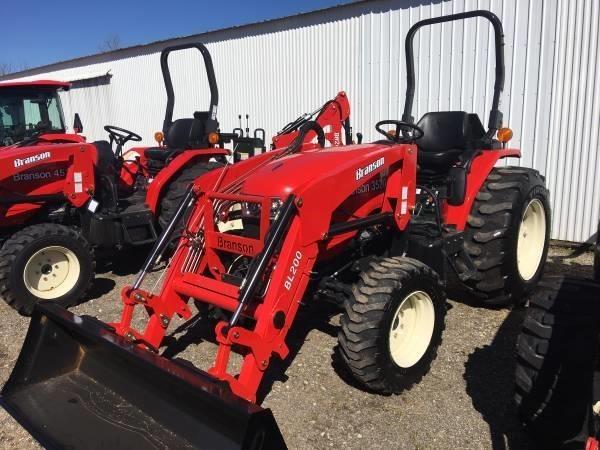 2019 Branson 3520H Tractor
