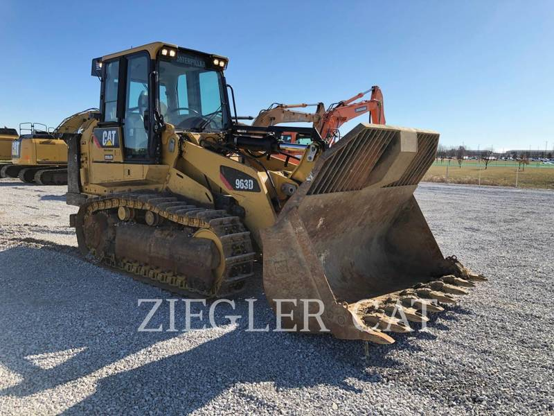 2013 Caterpillar 963D Crawler