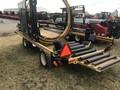 2018 Tubeline TLR5000 AX2 Bale Wrapper