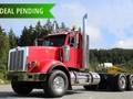 2014 Peterbilt 367 Semi Truck