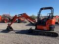 2018 Kubota U35-4 Excavators and Mini Excavator