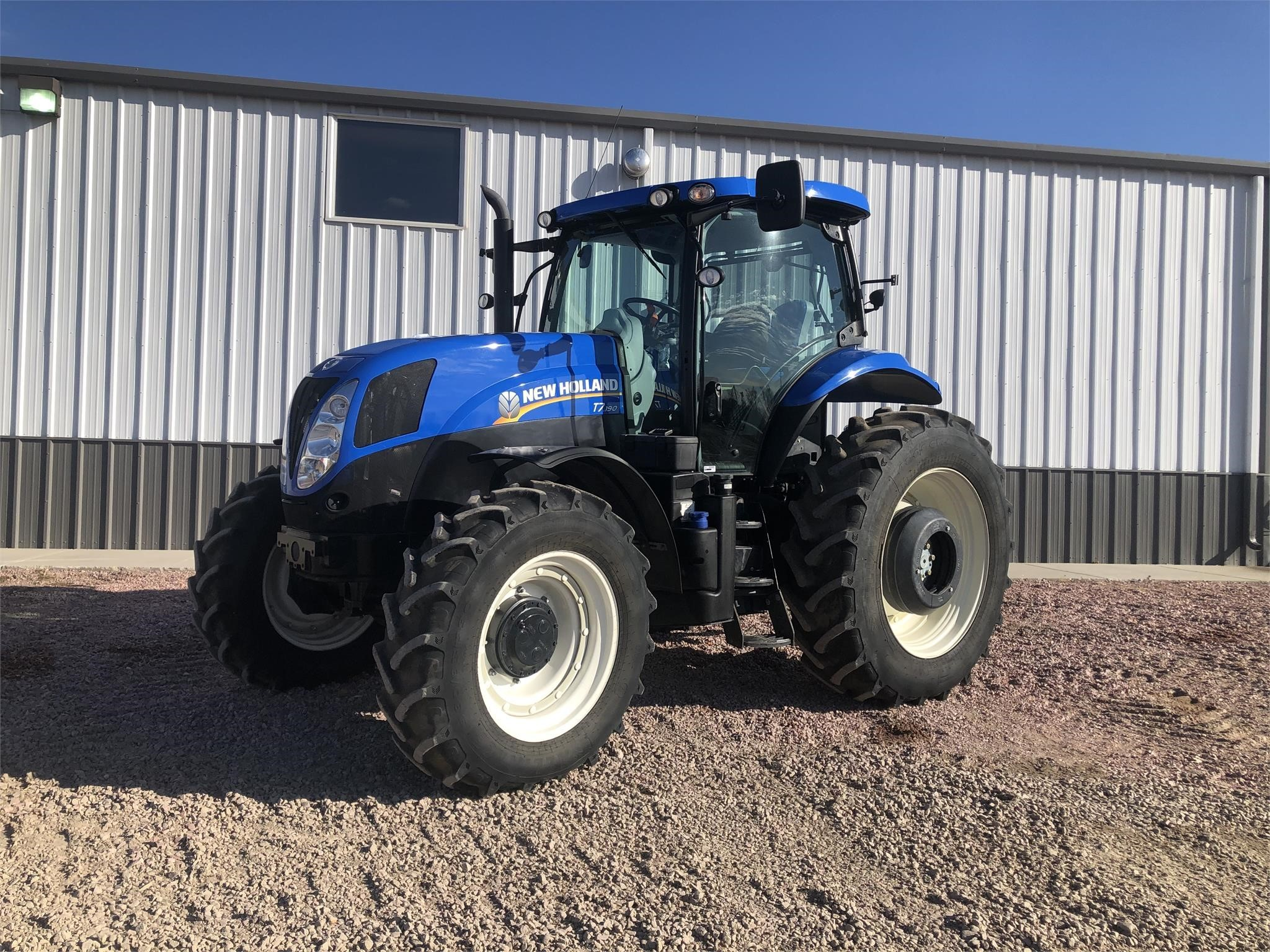 2015 New Holland T7.190 Tractor