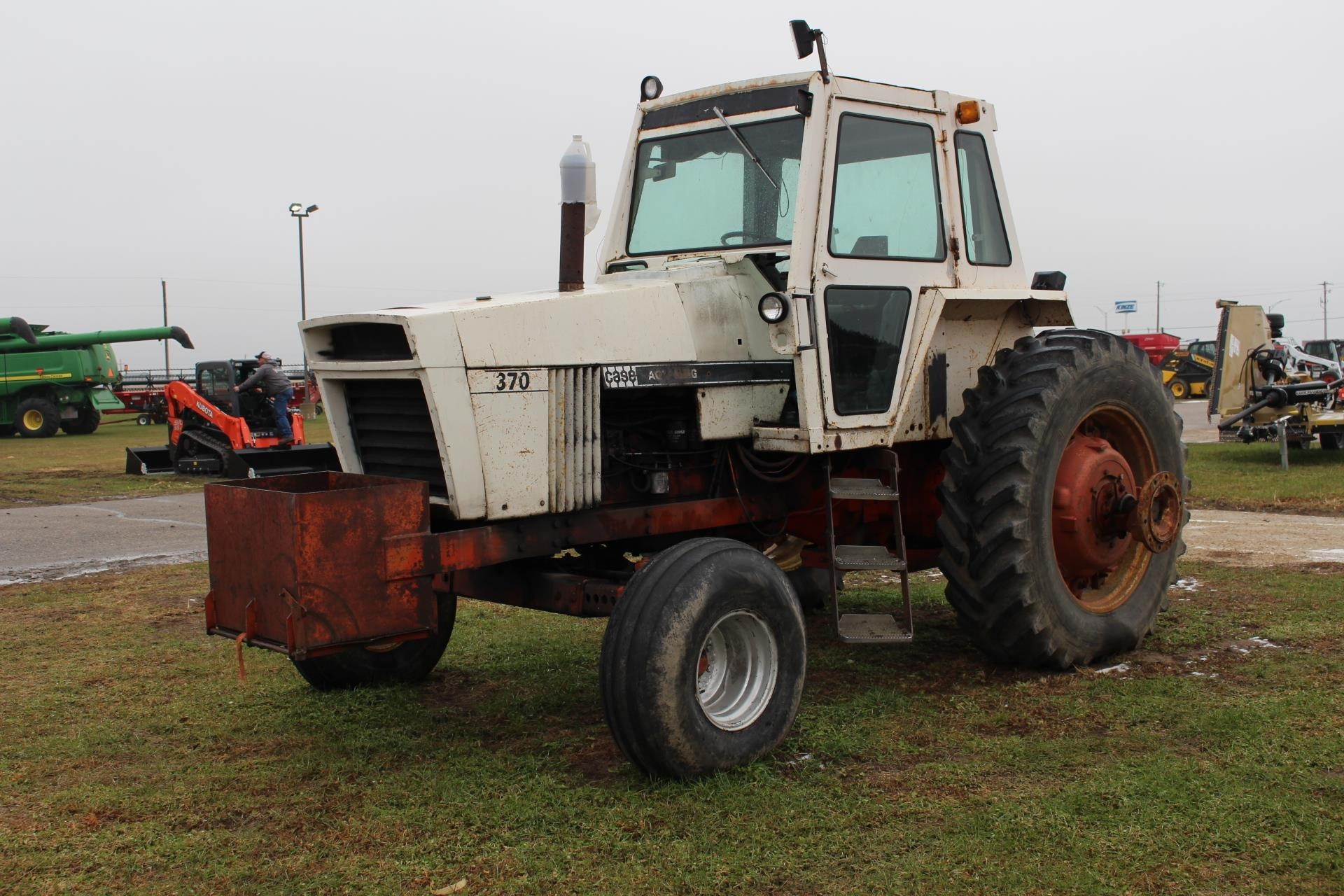 1971 J.I. Case 1370 Tractor